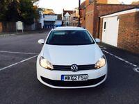 2012 VW GOLF 1.6 DIESEL ESTATE MAIN DEALER HISTORY 1 OWNER
