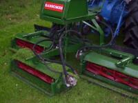 Ransome 214 hydraulic cylinder grass mower