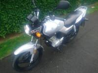 Yamaha YBR 125 57 Plate Excellent Condition