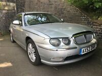 rover 75 auto 2003 1.8 petrol silver 5dr - Breaking For Spares