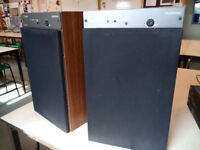 Wharfedale speakers with Kenwood receiver