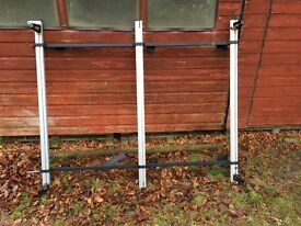 Volkswagen caddy roof rack suit other small van