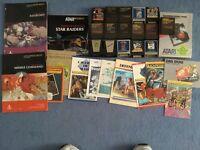 Atari 400/800 games