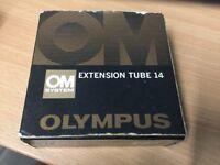 Olympus OM system Extension Tube 14