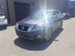 2014 Nissan Pathfinder Accident Free, One Owner