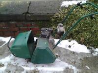 Qualcast Cylinder Lawnmower