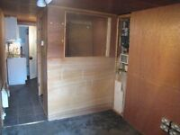 Workshop/Office To Let with Electricity (Reno Corner Hornchurch)