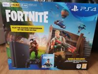 PS4 500gb Brand New in box