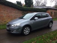 2010 VAUXHALL ASTRA 1.6 EXCLUSIV AUTO AUTOMATIC LOW I