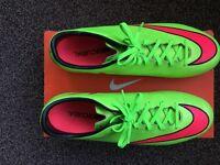 Nike mercurials Football Boots - blades - size 10