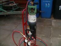oxy acetlien welding gear