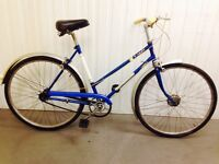 Indic Road bike. three speed Hub gears,,excellent used condition n