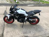 YAMAHA MT07 - A2 READY