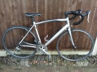 Specialized allez carbon fork 56cm medium frame mens road bike selling cheap used bicycle only £140