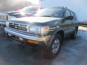 1998 Nissan Pathfinder XE/Chilkoot/LE/SE
