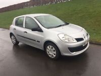 2007 RENAULT CLIO 1.2 # # NEW MODEL # # FULL YEARS M.O.T # #