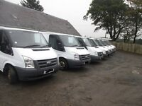 Ford transits from £2,600 to £6,000 7 of them see details no vat