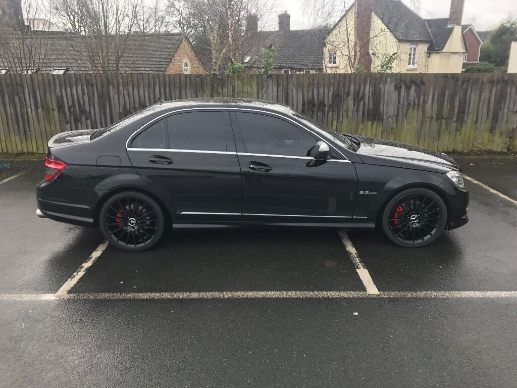 price drop mercedes benz c class c320 cdi sport 7g tronic c63 amg in telford shropshire gumtree. Black Bedroom Furniture Sets. Home Design Ideas