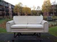 Sofa 2 seat two seater settee (FREE DELIVERY)
