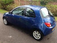 RARE 2009 FORD KA STYLE 🚙 1 YEAR MOT FSH ONLY 28000 MILES