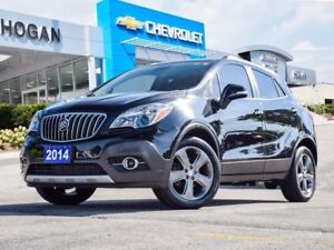 2014 Buick Encore 7 SCREEN WITH INTELLINK | CRUISE CONTROL | BTO