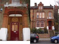 Cosy mid size double room in Crouch End, Victorian garden flat, All bills incl, Suit single prof