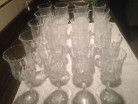 RCR Crystal 21 Wine Glasses - Opera Design, in Excellent Condition