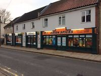 SHOP TO LET: Address: 18 Guildhall street , Thetford, IP24 2DT