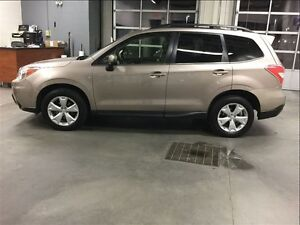 2014 Subaru Forester 2.5i Limited Cuir/Toit/Eyesight West Island Greater Montréal image 4