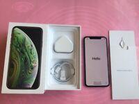 brand new condition iPhone xs 64gb unlock