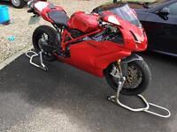 Ducati 999R motorcycle