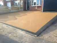 RAC landscaping &driveways