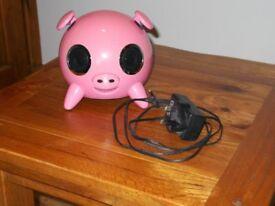 AMETHYST Digital Active Loudspeaker iPIG