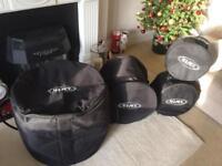 MAPEX Drum Set Storage/Travel Luggage.