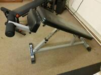 Incline Bench / Gym Equiptment