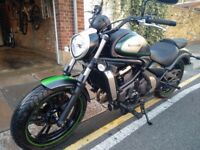 Kawasaki Vulcan S, 2016 - 66 plate, 12 Month Warranty, FSH, low mileage, Mint Condition