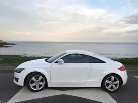 Audi TT 2.0T FSI with Full Service History. Excellent Condition Inside and Out.