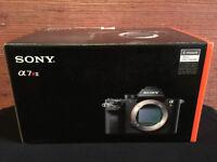 Sony A7RII Digital 4K Photo/Video Camera