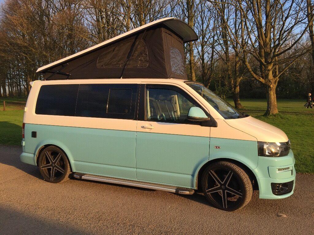 vw t5 campervan 2013 transporter t5 highline swb 102ps air. Black Bedroom Furniture Sets. Home Design Ideas