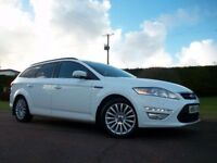 Jul 2013 Ford Mondeo ZETEC BUSINESS EDN £30 ROAD TAX*LOVELY CAR!!!