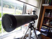 Telescope Zennox 76700 Dia 76mm focal length 700 mm coated lenses