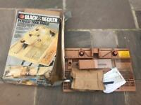 Unused Black & Decker D2655 Power Tool Table - Table Saw, Scroll Saw, Router Table, Jigsaw etc