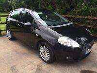 2008 Fiat Grande Punto 1.3 Multijet 16v Active 5dr * DIESEL * CHEAP TAX * LONG MOT