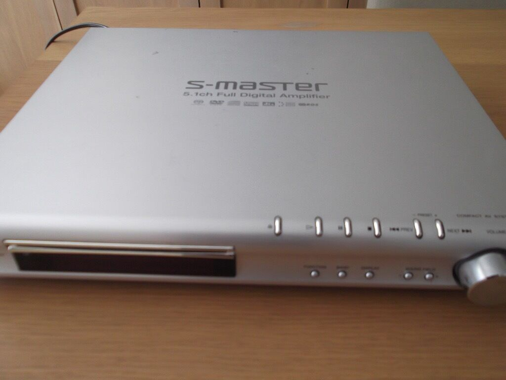 Sony s Master Dvd Player Sony s Master 5 1 Home Cinema