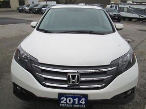 2014 Honda CR-V EX  4x4 Kitchener / Waterloo Kitchener Area image 2