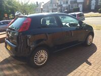 SUPERB CAR! 3dr Punto Grande 2008. 1.2L Hatchback. Very good condition & service history £1600 ONO!