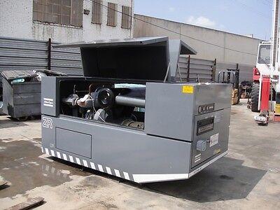 Atlas Copco Air Compressor Year 1992 38506 Hours 60hp