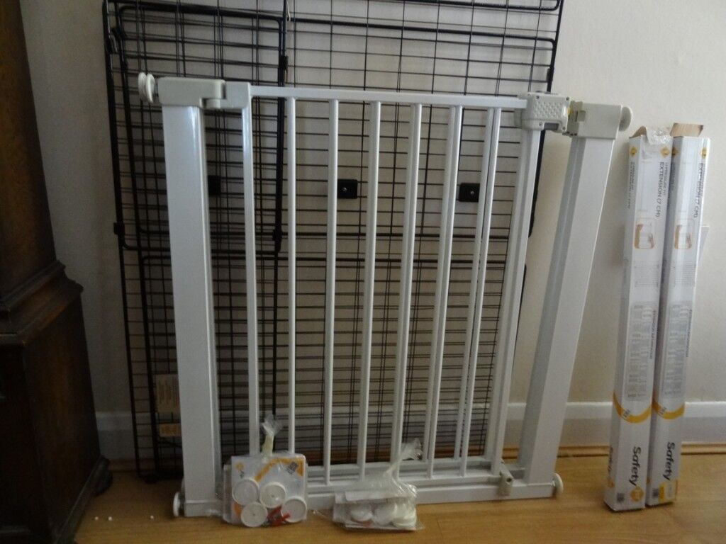 Safety 1st Baby Safety Door Gate For Sale In York North Yorkshire