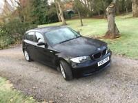 BMW 1 Series 5 door 116i facelift Lci model low milage