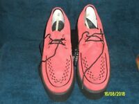 Brothel Creepers by TUK (UK SIZE 10)